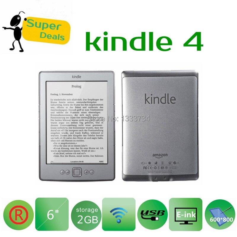 amazon Kindle 4 + MP3)6