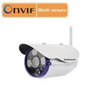 C7850WIP Vstarcam IP מצלמה חיצוני 720 P רשת 1.0MP HD עמיד למים כרטיס SD טלוויזיה במעגל סגור מצלמה תמיכת 64 גרם iPhone iOS/אנדרואיד מערכת