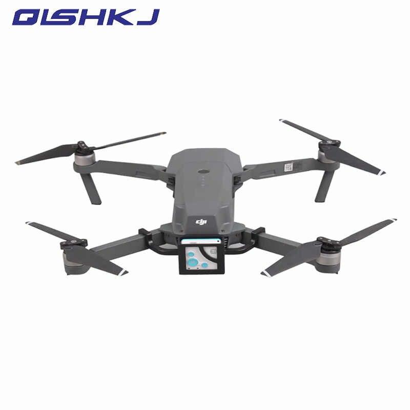 Dji Mavic Pro Rf V16 Gps Tracker Bracket Tracer Holder Drone Locator Support For Dji Mavic Pro Accessories Drone Gps Aliexpress