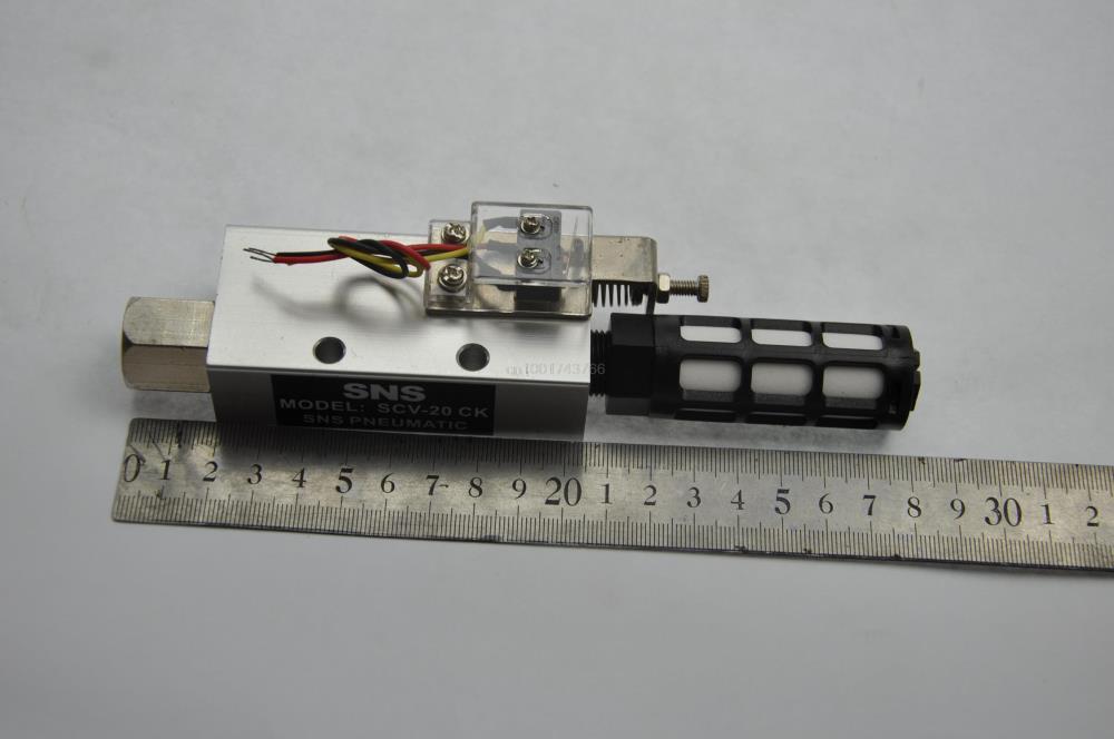 SCV-20CK Rc1/4'' vacuum ejector SNS pnematic parts vacuum generator SMC type scv 10 rc1 8 vacuum ejector smc type vacuum generator