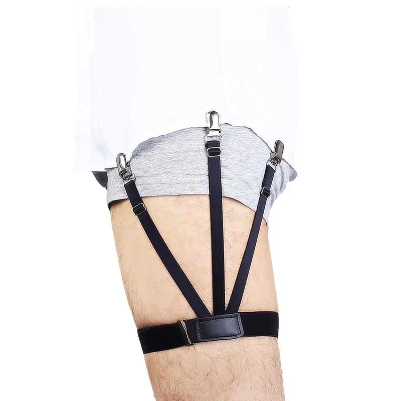 KWAN.Z Male Suspenders Adult Common Tirantes Hombre Braces For Women Suspensorio Shirt Suspenders Bretelles Hommes Jartiyer