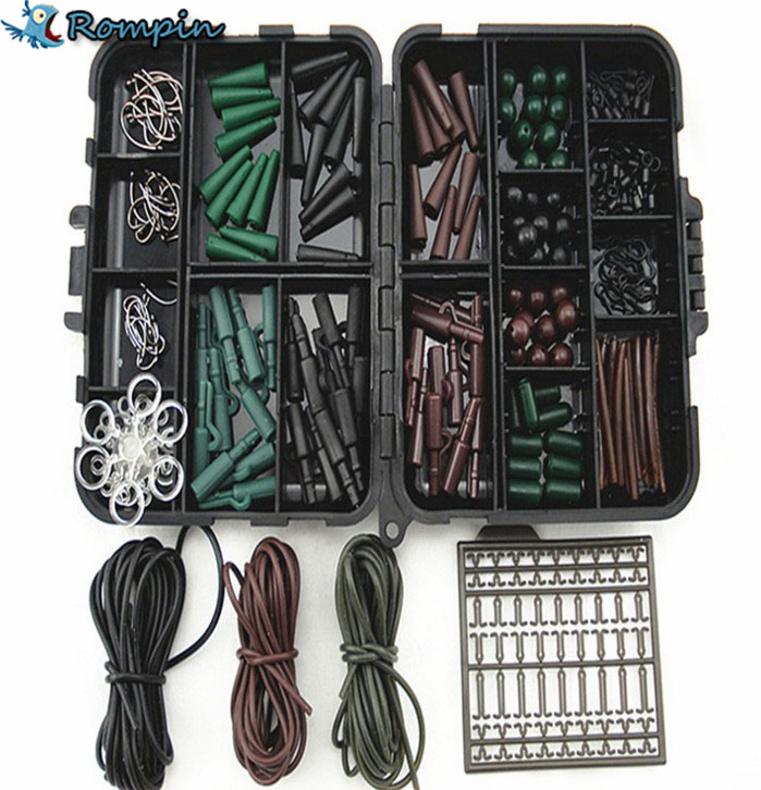 Rompin Surtidos Accesorios Carp Fishing Tackle caja de Cajas para la Plataforma