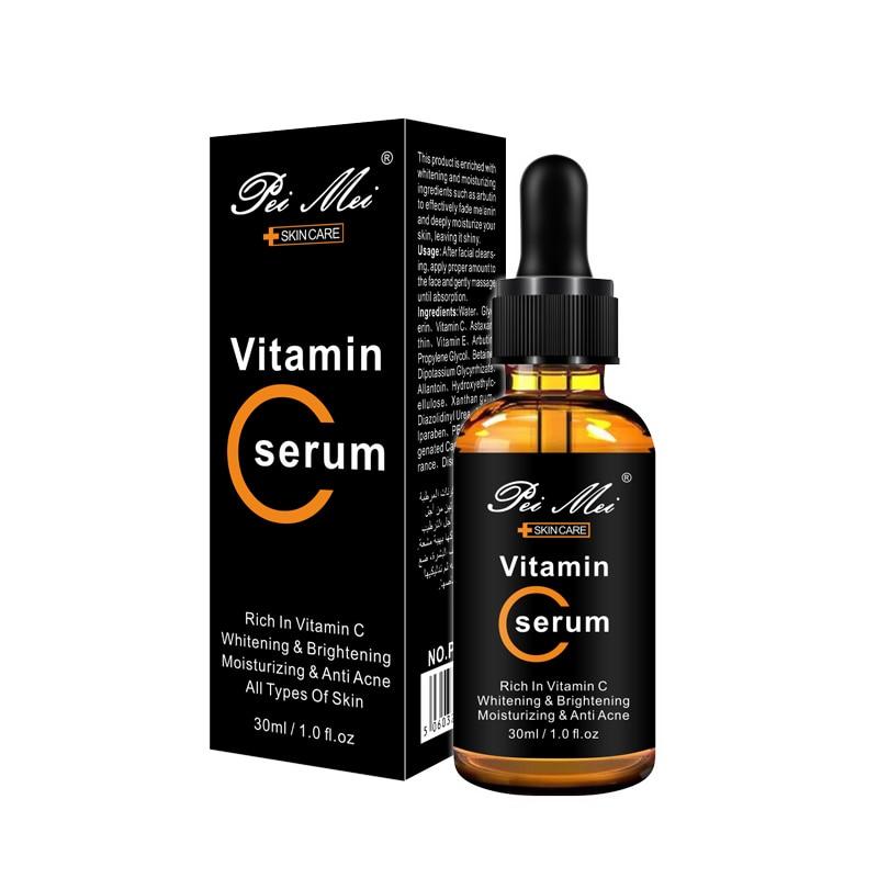 Soro de retinol da vitamina c do soro da pele do reparo 30ml facial que endurece anti rugas anti envelhecimento anti acne soro cuidados com a pele chegada nova|Soro| - AliExpress