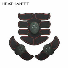 Healthsweet Electric Smart EMS For Man Fitness Abdominal Arm Exerciser Weight Loss Slimming Tens Intensive Massager