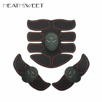 Healthsweet Electric Smart EMS For Man Fitness Abdominal Arm Exerciser Weight Loss Slimming Tens Exerciser Intensive Massager