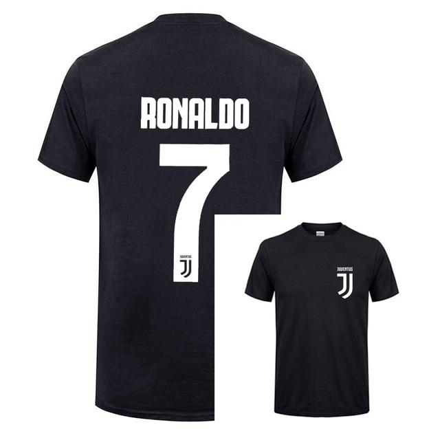 reputable site 6b154 281a7 Juventus print Women/men T Shirt short bianconeri Camiseta fans club T  Shirt Casual Italian Gianluigi Buffon Tees 2018 New-in T-Shirts from Men's  ...