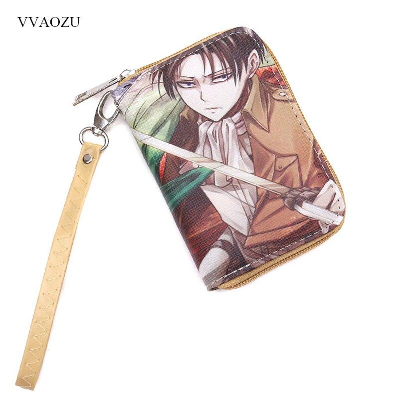 Portefeuille Shingeki no Kyojin Wallet Shingeki no Kyojin