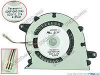 Emacro Laptop Cooler CPU Fan 11 svt112a2wl SVT11 svt11213cx 3HKR1TMN010 UDQFVSH01CQU 3HKR1TMN000 5V 0.17A