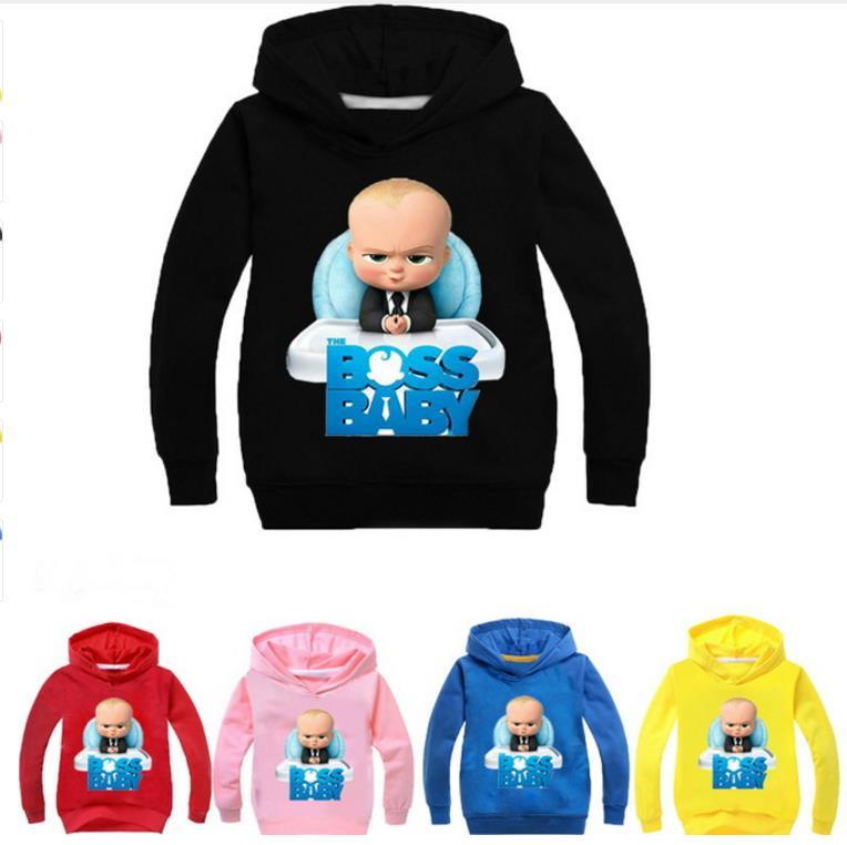 Childrens Sweatshirts Kids Hoodies BOSS BABY Sweatshirt Long Sleeve Boys Jacket Outwear Hoodies Costumes Clothes Shirts Childrens Sweatshirts Kids Hoodies BOSS BABY Sweatshirt Long Sleeve Boys Jacket Outwear Hoodies Costumes Clothes Shirts