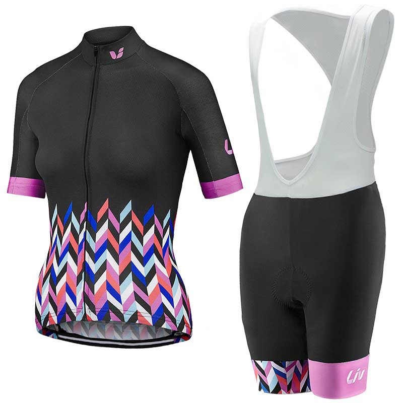 New Style Women Cycling Short Jersey Sets Pro Fit Antislip Sleeve Cuff Road Bike MTB Short Sleeve Breathable Jerseys