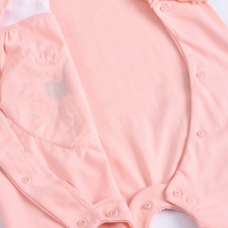 Dziewczynka chłopiec Romper Lato kombinezon Odzież dla dzieci - Odzież dla niemowląt - Zdjęcie 5