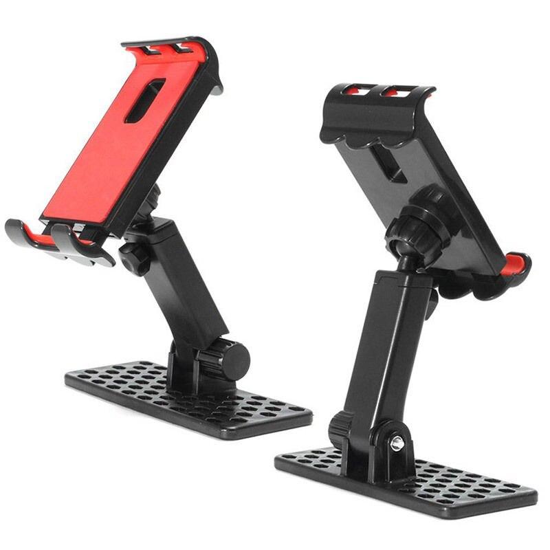 Mavic pro soporte actualizado Tablet teléfono titular soporte rotat flexible 4-12 pulgadas para DJI Mavic pro Spark drone Accesorios