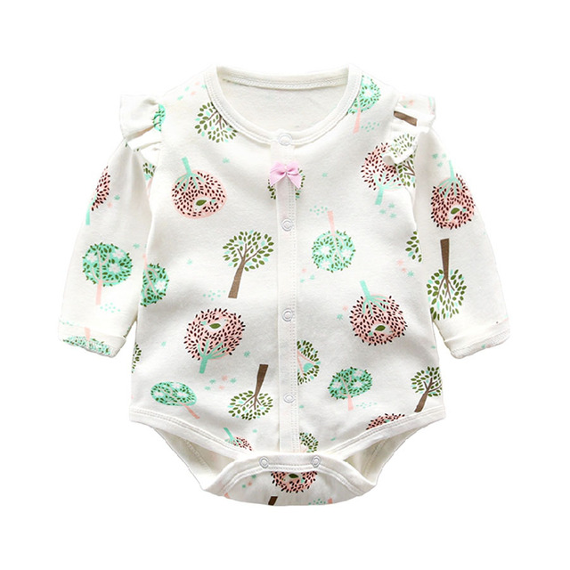 infant romper newborn clothes spring and autumn baby clothes