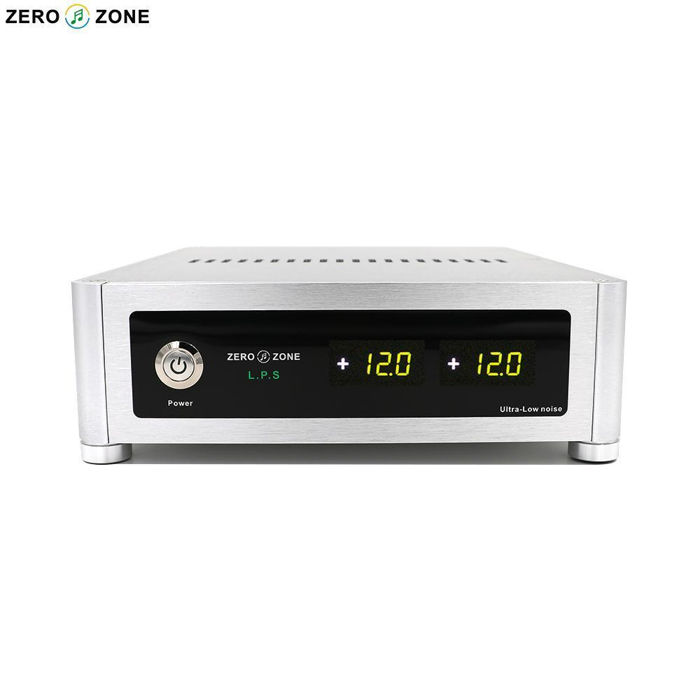 GZLOZONE Finished S100 HI-END 2 Way Linear Power Supply 12V+12V (2A) Ultra-low Noise LPS gzlozone new version 25w full division mos linear power supply hifi lps psu