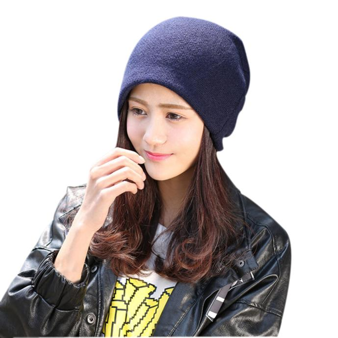 2017 High Quality Fashion Slouch Beanie Cap Male And Female Hip Hop Dance Hat Month of cap Y8043