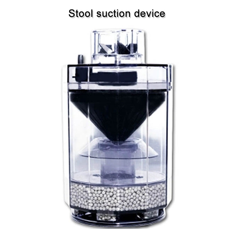 Aquarium Cleaner Fish Tank Automatic Filter Bucket Stool Suction Device Air Pump Cleaner Automatic Cleaning Of Feces Filter