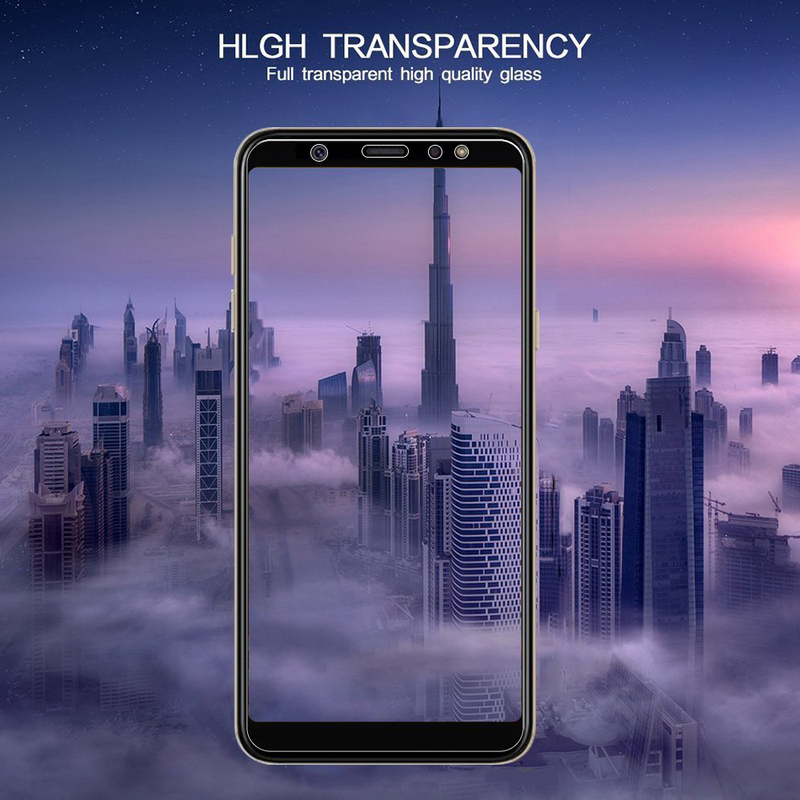 Tempered <font><b>Glass</b></font> for <font><b>Samsung</b></font> Galaxy A6 A8 A9 S7 S8 9H Screen Protector for <font><b>Samsung</b></font> T580 T285 Note3 E7 E700 Protection <font><b>Glass</b></font> Film image