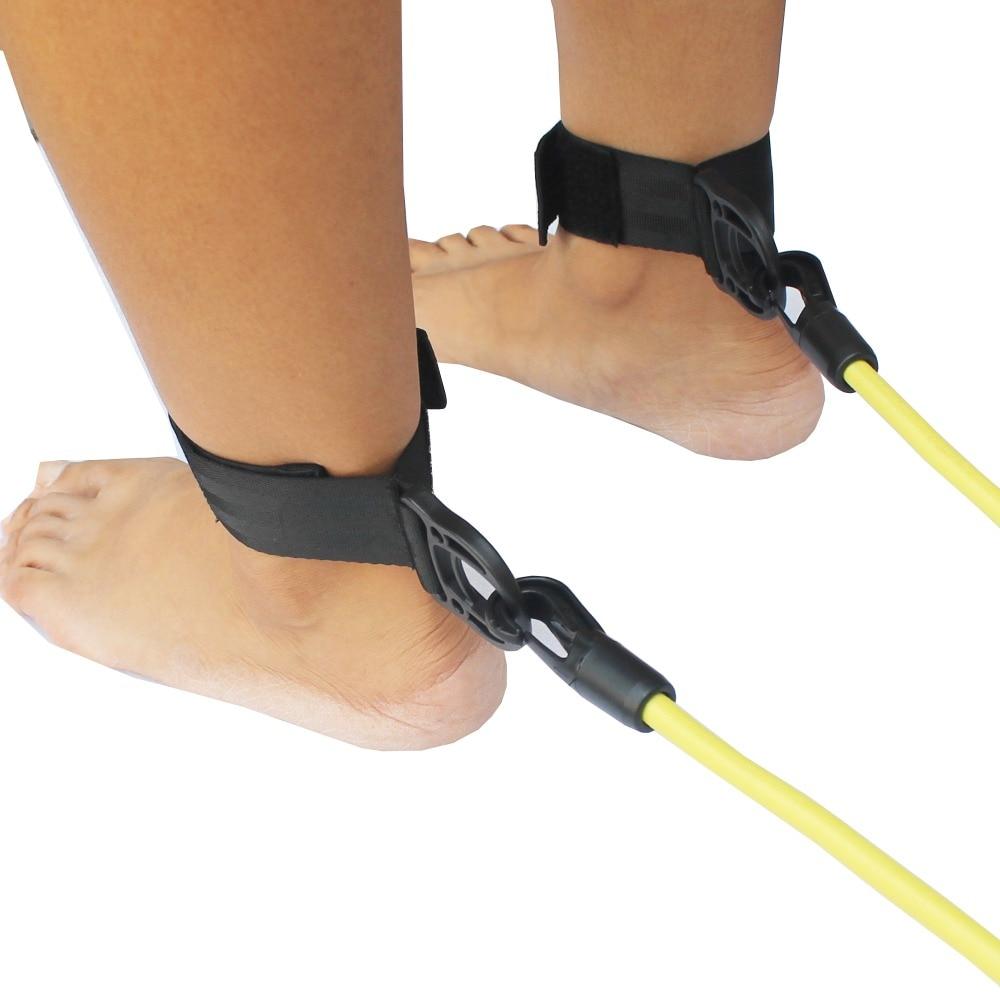 Swim Ankle Strap Stationary Swimmer Swim Lap Swim Training Leash In Pool Accessories From