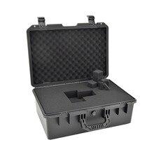 Пластиковый ящик для инструментов из АБС-пластика, водонепроницаемый защитный чехол для автомобиля, герметичный защитный чехол