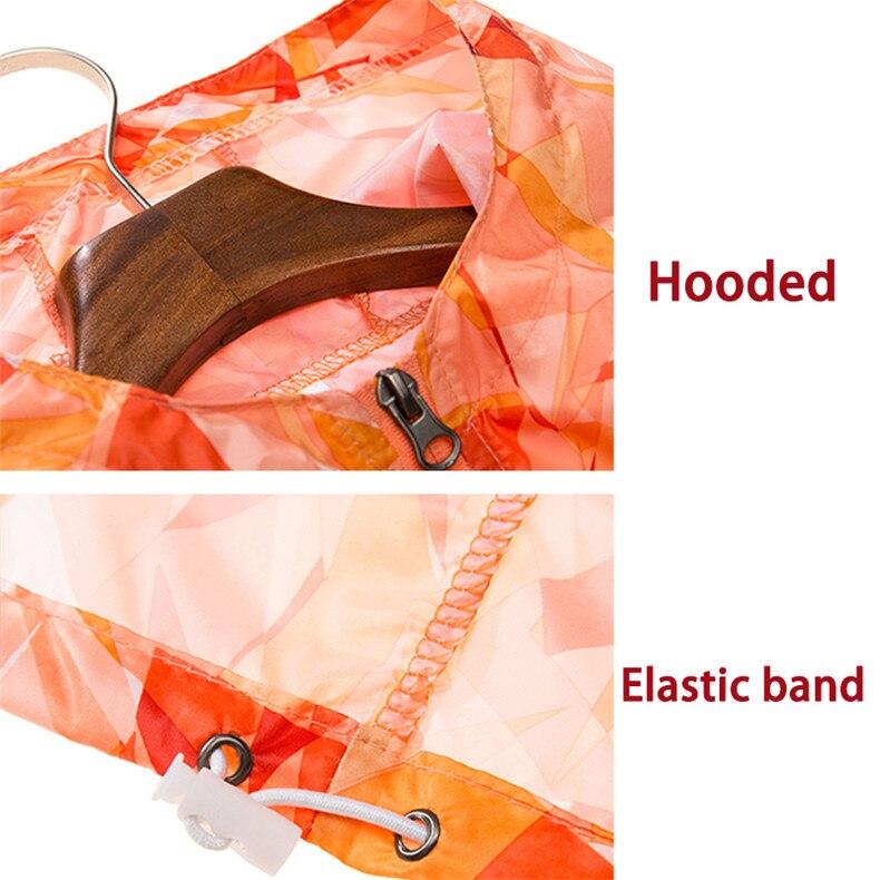 Couple Windbreaker Jackets Women Men Spring Summer Unisex Coats Women Plus Size Casual Sunscreen Clothing Ultrathin Rainproof 12
