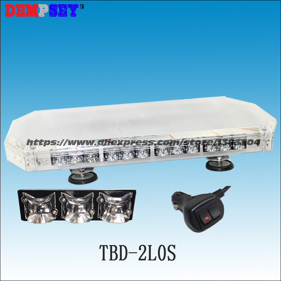TBD-2L0S LED mini lightbar, Emergency,rescue, ambulance car Blue DC12V-24V Flashing warning light/Heavy magnetic base LED lights a975got tbd b a975got tba ch a975got tbd ch touch pad