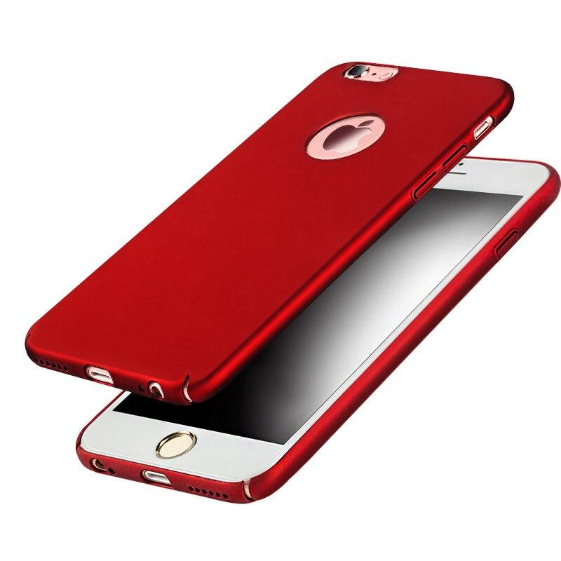 Casos de moda para iphone 6s 6 4.7 pulgadas 6 plus de 5.5 pulgadas de la cubiert