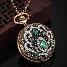 blucome Girls Classic Turkish Equipment Watch Pendant & Necklace Trukkey Classic Necklaces & Pendants Girls Neclaces