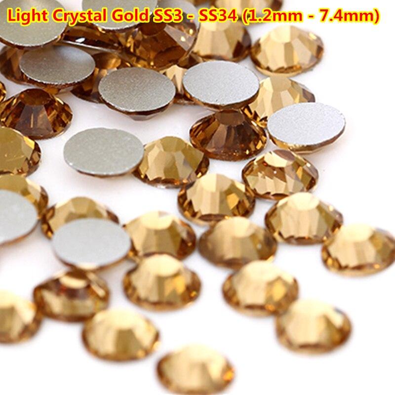 light crystal gold new