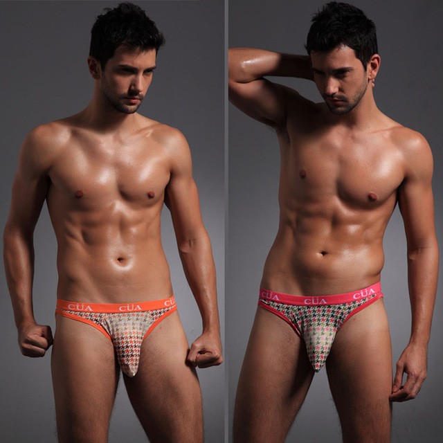 Soft High Quality Men Briefs Sexy Underwear Slim Fit -3811