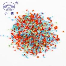 Mix Colors Mini Glass Rhinestones Glitter Nail Art Decorations Tiny Micro Manicure X011