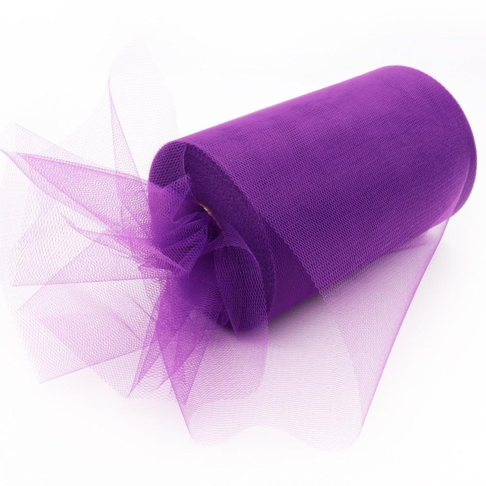 15 см 100 ярд тюль рулон пряжа рулон ткани для пачки свадебные дома Новый год украшения день рождения Дети сувениры Baby Shower