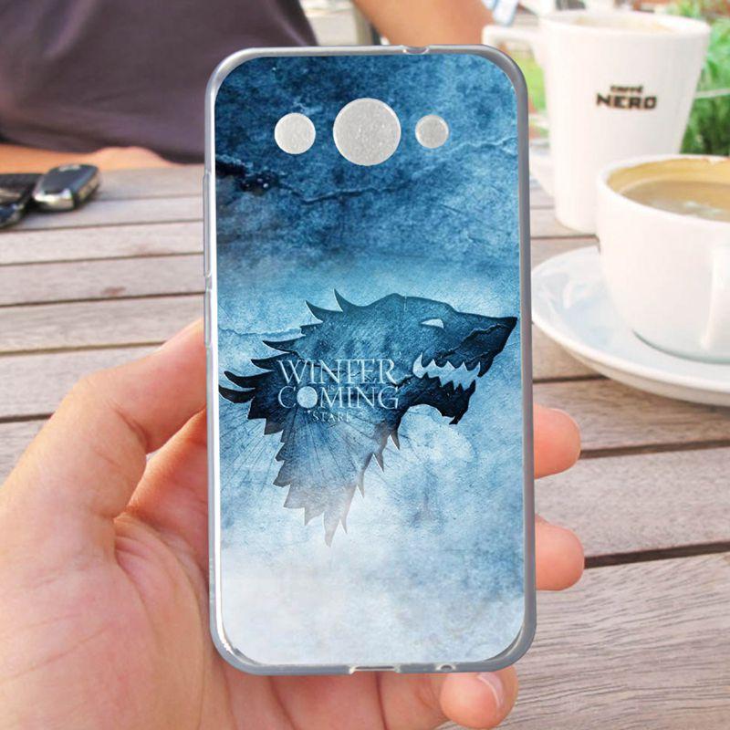 Mutouniao Blue Wolf Silicon Soft TPU Case Cover For Huawei Y3 Y5 Y6 Y7 Y9 2 P8 P9 P10 Prime Lite Mini Plus P Smart 2017 2018