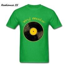 """New """"Vinyl Master"""" T-shirt / 11 Colors"""