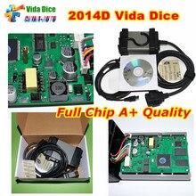 2018 New For Vo l vo Vida Dice 2014D Full Chip Car Diagnostic Tool With Multi
