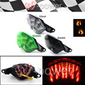 For Kawasaki ZX10R 2008-2010 ZX6R 2009-2010 Z750 / Z1000 2007-2009 Motorcycle Integrated Led taillight Indicators Indicators