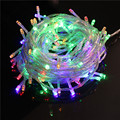 LED String Light Multicolour New Year Christmas lights Lantern festival day string lamp Outdoor waterproof