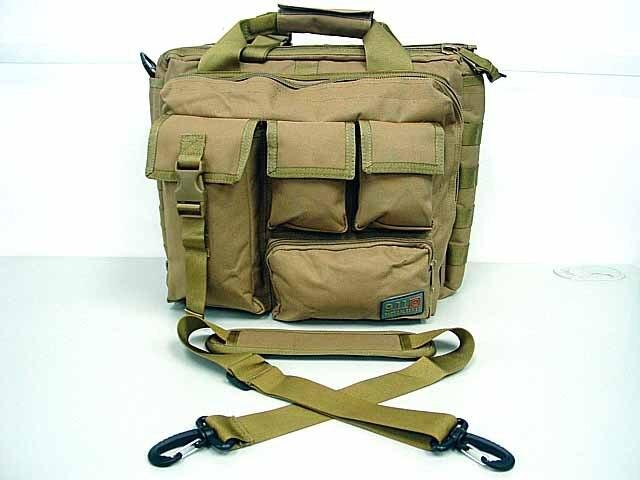 Airsoft Tactical Shoulder Bag Pistol Case Coyote brown BK Olive drab