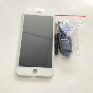 Image 3 - AAA ЖК дисплей экран + сенсорный экран для iPhone 8 8Plus ЖК дисплей с сенсорным дигитайзером в сборе с бесплатными подарками