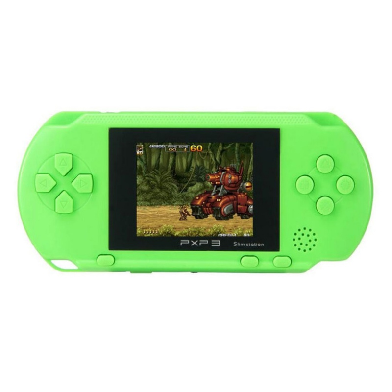 EDAL 3 Inch 16 Bit Games Player Handheld Game +Free Game Card Console built-in 150 Nostalgic Classic AVG/ACT/RPG Games Free Ship