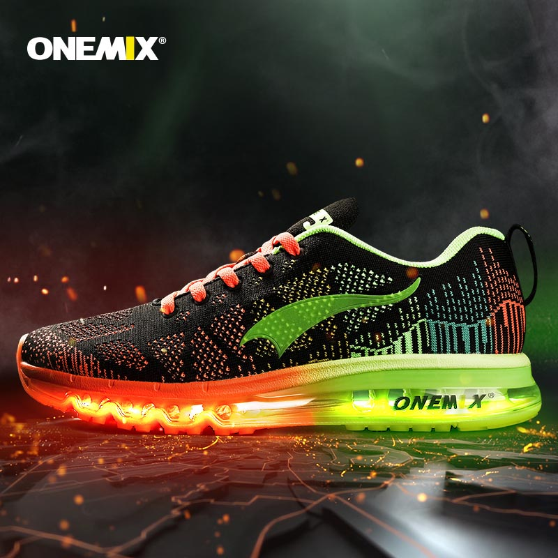 Onemix Running Shoes Men Sneakers For Women Sport Shoes Athletic Zapatillas Outdoor  Breathable Original Shoes For Hombre Mujer peak sport men outdoor bas basketball shoes medium cut breathable comfortable revolve tech sneakers athletic training boots