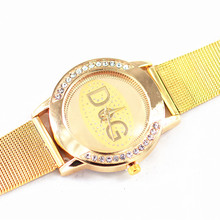 Reloj Mujer Women Watches Brand female Watch montres Fashion Dress Quartz Watch Gold Bear  men WristWatches Relogio Masculino