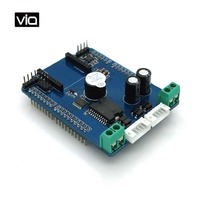 Stablizer Shield Free Shipping 7~18V Expansion Board for Arduino for Secondary Development W/PWR Indicator