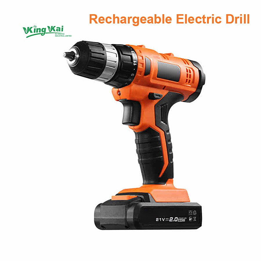 Cordless Lithium Battery Electric Drill-01