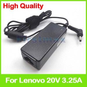 20V 3.25A 65W laptop ac Cargador/adaptador de corriente para Lenovo IdeaPad 510-15IKB 510-15ISK 510S-13IKB 510S-13ISK 510S-14IKB 510S-14ISK