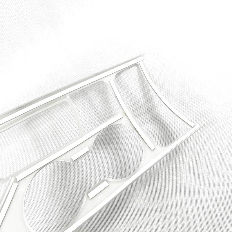 En Kaliteli ABS Mat Dişli Paneli Trim Dekorasyon Çıkartmaları - Araba Parçaları - Fotoğraf 2
