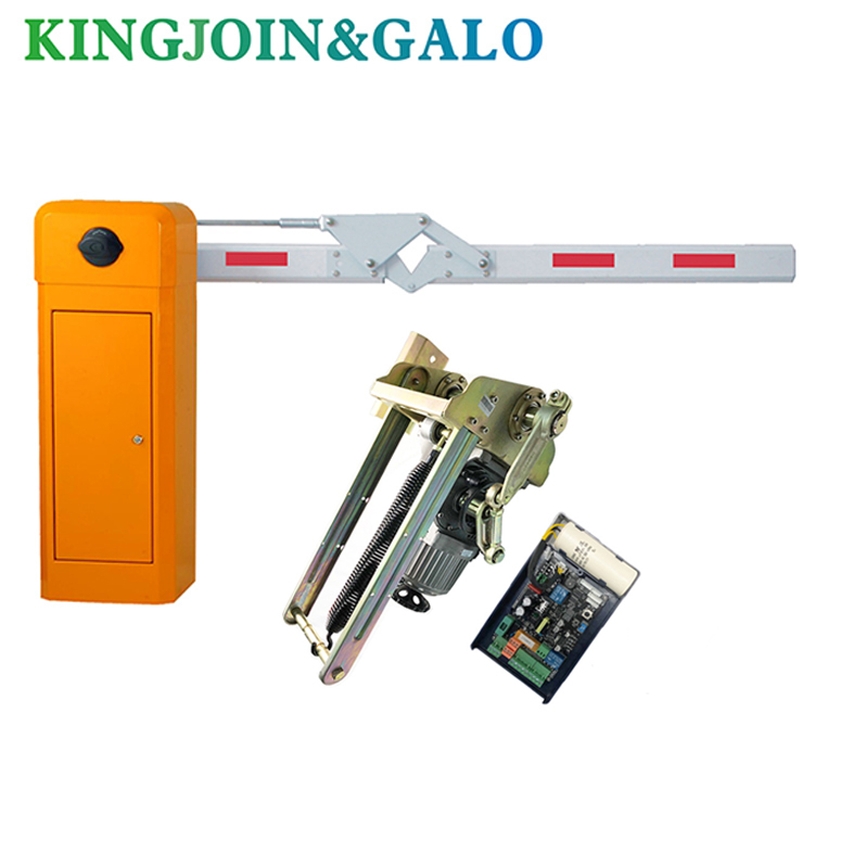 Gate Gate Of Automatic Remote Control Folding Access Control System In GALO Safety Protection Parking Lot