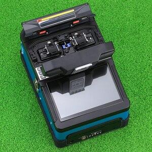 Image 4 - Blu automatico della giuntatrice della saldatura delle giuntatrici a fibra ottica della macchina della giuntatrice di fusione della fibra ottica di KELUSHI FTTH FS 60F