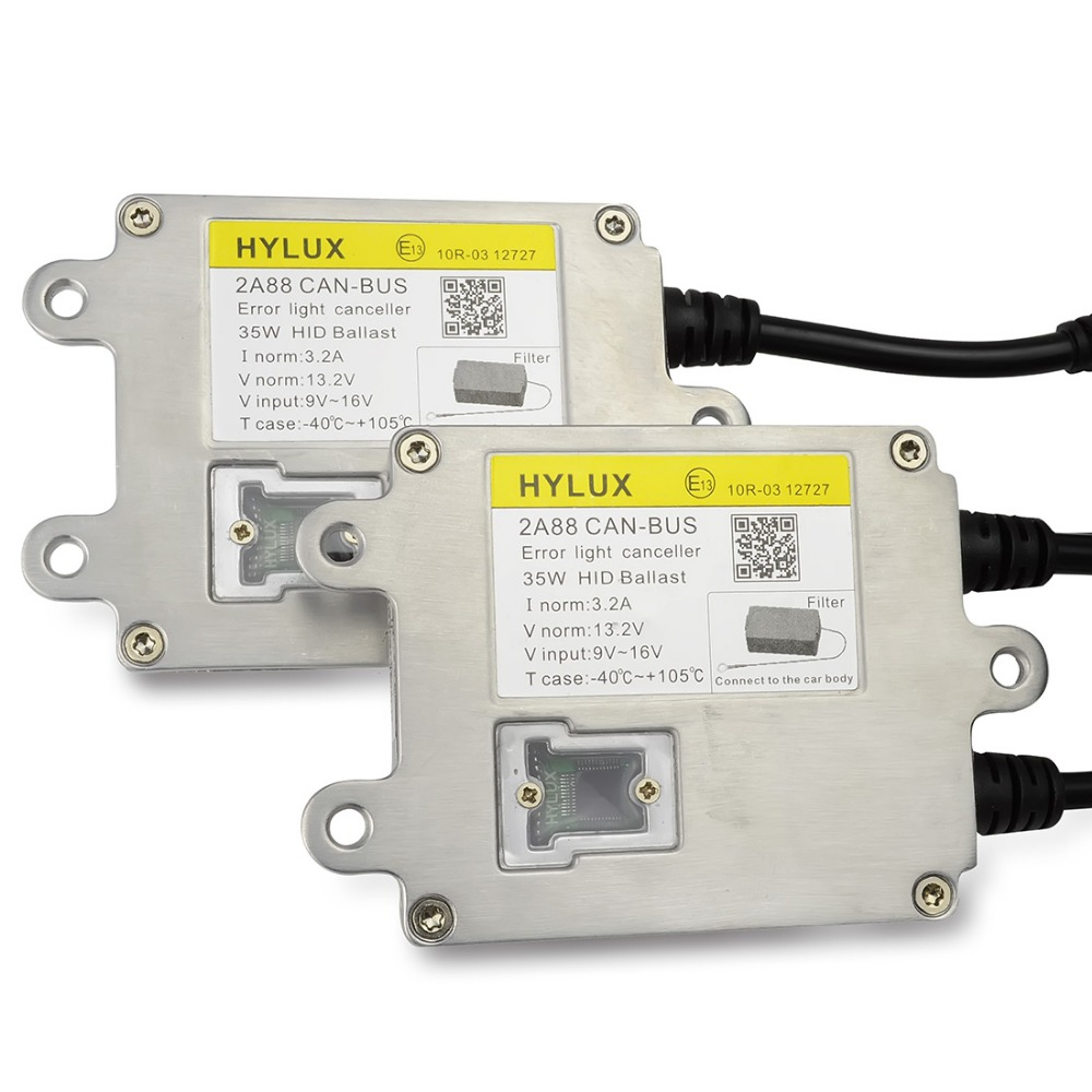 12v Hylux Hid Ballast 35w Xenon Canbus Digital Slim Creating An With Constant Lamp Power Control Cbbla1235 Hlx 11