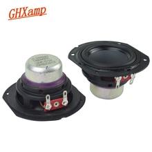 Ghxamp 2 אינץ Neodymium מלא תדר רמקול 4ohm 10W גדול שבץ Bluetooth רמקול DIY 2.0 שולחן עבודה 2.1 תיבת לווין 2PCS