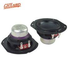 Ghxamp 2 cal neodymowy pełna częstotliwość głośnik 4ohm 10W duży skok głośnik Bluetooth DIY 2.0 pulpit 2.1 pole satelitarne 2 sztuk